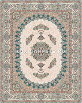 More about Ковер 1.5x2.25 Pers Isfahan 2313 Cream