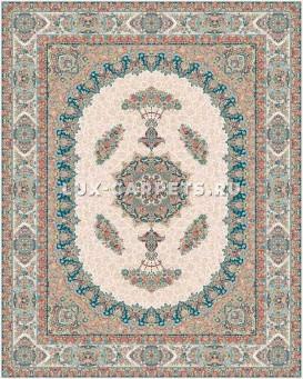 Ковер 1.5x2.25 Pers Isfahan 2313 Cream