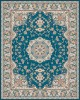 Ковер 1.5x2.25 Pers Isfahan 2319 D.Blue
