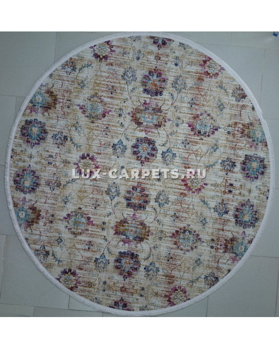 Ковер 2.4x2.4 Grand Crystal 3794A cream/cream