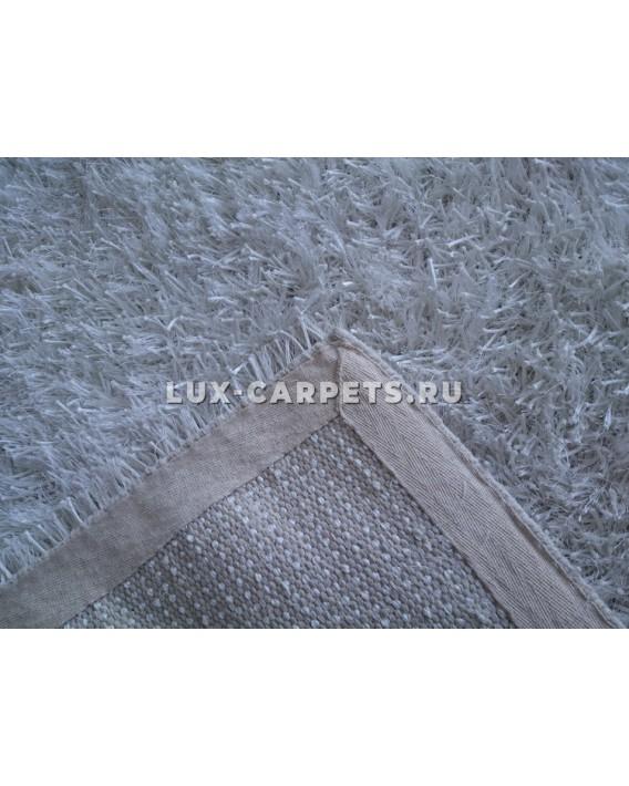 Ковер 1.7x2.4 Indien Shaggy Speyder white 19749/3