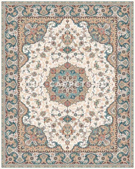 Ковер 2.5x3.5 Pers Isfahan 2319 Cream