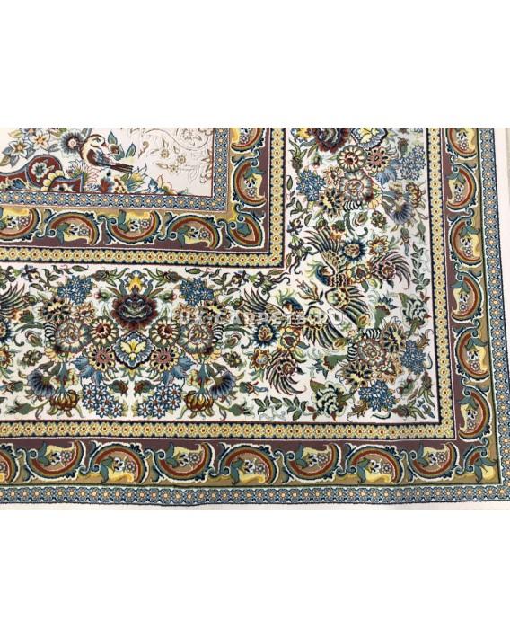 Ковер 1.5x2.25 Pers Isfahan 2202 Сream