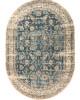 Ковер 2x2.9 Grand Aqua 2342A l.blue/l.blue