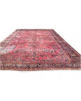 Антикварный ковер Persian Sarough 3.85x6.60