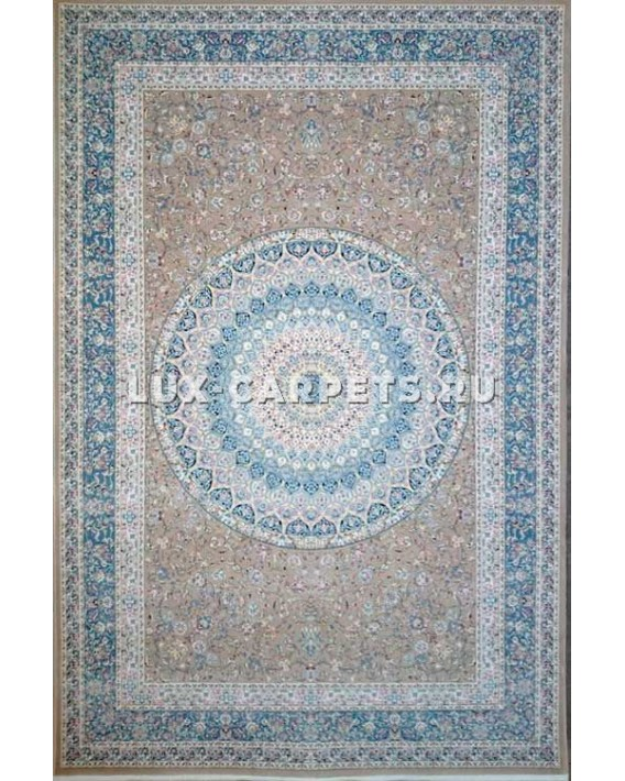 Ковер 1.5x2.25 Pers Isfahan 1051 L.Brown