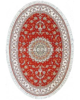Ковер Pers Isfahan 2207 Red oval