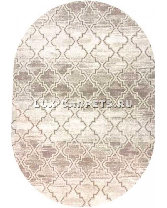 Ковер 1.6x2.3 Grand Aqua 2323B beige/beige