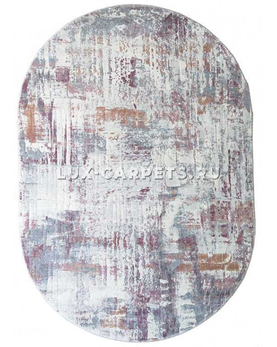 Ковер 1.60х2.30 Argentum 63455/9616 oval 19869/216