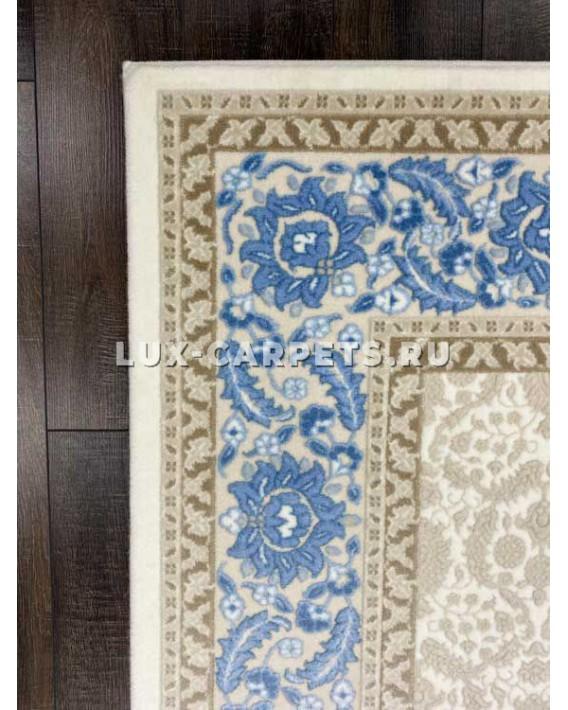 Ковер 1.60х2.30 Glamour 1182 A Blue 19638/18