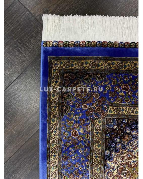 Ковер 1,00х1,56 Qum 01204M blue N5