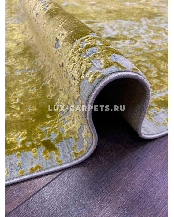 Ковер Historia Overdye 3023A l.gray/mustard