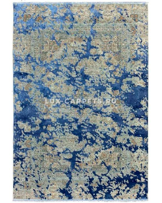 Ковер Historia Overdye 3026A blue/blue