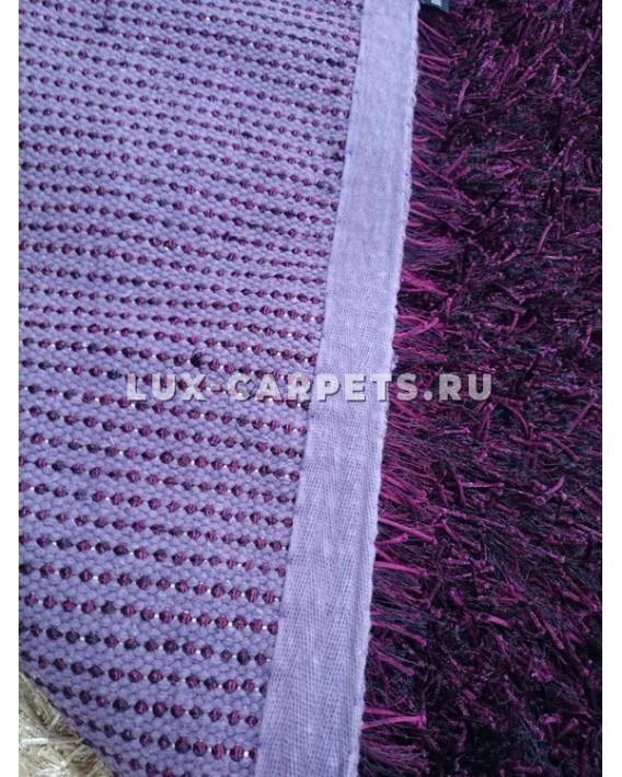 Ковер 1.4x2 Indien Shaggy Speyder plum 19749/33