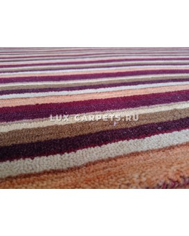 Ковер 1.4x2 Multy Stripe HM red-gold 19735/62