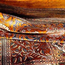 Шёлковые ковры