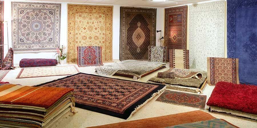 Новое поступление ковров из Бельгии