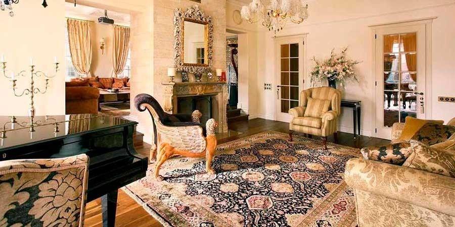 Огромный выбор ковров ручной работы